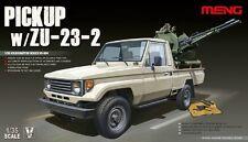 Meng Model 1/35 VS-004 Pickup w/ZU-23-2