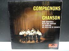 LES COMPAGNONS DE LA CHANSON Mon espagnole 27165