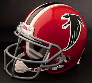 MATT RYAN Edition ATLANTA FALCONS Riddell REPLICA THROWBACK Football Helmet