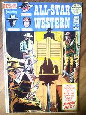 All Star Western  #10 VF+ 1st Jonah Hex!!