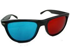 3D Plastic Glasses square - Red-Blue 3D Plastic Glasses for 3D Movie Match