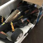 Black Cyclone RC High Speed Racer Car Battery Pack/Charger NEW Free Shipping NIB