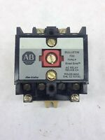 NNB! ALLEN BRADLEY 700-P400A1 AC RELAY TYPE P DIRECT DRIVE   FAST SHIP!!! (F262)