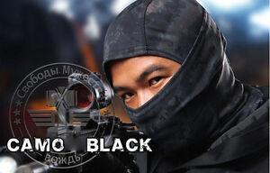 Paintball Mask Airsoft Mask Full Face Mask Tactical Balaclava Veil Camo Military