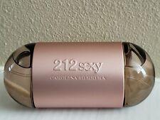 Carolina Herrera 212 Sexy 3.4 oz / 100ml EDP  for Women~ Tstr~ Brand New ~WOBX