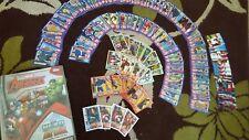 Topps Hero Attax Marvel Avengers Trading Cards