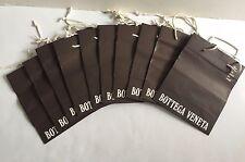 Lot of 10 Vintage Bottega Veneta Empty Paper Shopping Bags