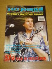 JAZZ JOURNAL INTERNATIONAL VOL 57 #9 2004 SEPTEMBER JOHN ETHERIDGE SACHA DISTEL