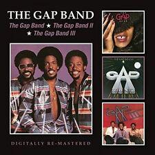 The Gap Band - Gap Band I II & III [New CD] UK - Import