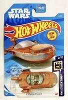 2021 Hot Wheels A Case Star Wars X-34 Landspeeder 12/250 HW Screen Time 2/10