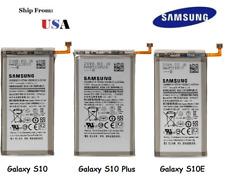 Samsung Galaxy S10 S10Plus S10E OEM Replacement Battery 3400mAh 4100mAh 3100mAh