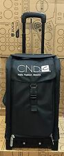 CND Zuca Makeup Artists, Nail Tech, Hair Dresser Mobile Professional Rolling Bag
