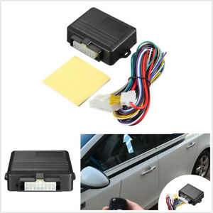 4 door power window closer module for automatic close window Car Alarm Systems