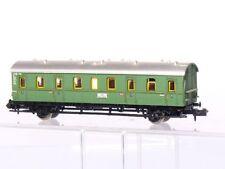 Minitrix 13059 N Passenger Car Compartment Car 3.Kl. DB, Green