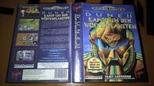 ## Dune 2: Kampf um den Wüstenplaneten - SEGA Mega Drive / MD Spiel - TOP ##