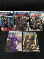 SUICIDE SQUAD REBIRTH LOT/ DC Comic/ 1 2 3 4 5/ Harley Quinn/ Batman/ Joker