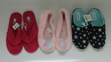 Bulk Lot Ladies/Women's Slippers - Brand New- Size 6/7