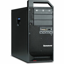 24 Logical Core Lenovo D20 Workstation 2x  XEON X5670 2.93GHz Hex  96GB RAM
