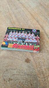 HSV Panini Karten Hamburger SV