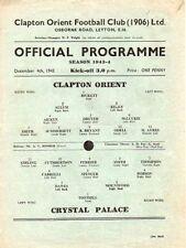 League Fixtures (Pre-1950)