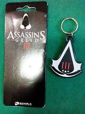 Portachiavi in metallo Assassin's Creed III - B1 [MA]