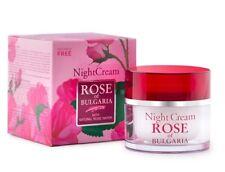 Bulgarian Night Cream With Rose Water 50ml BioFresh