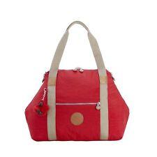 Kipling Art M Medium Travel Tote 58 Cm 26 Liters Red True Red C