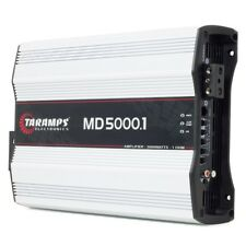 Taramps MD 5000 1 Ohm Amplifier MD5000 HD5000 5K Watts 5000.1 Amp