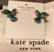 hummingbird stud bird earrings Kate Spade scenic route