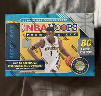 2019-2020 PANINI NBA HOOPS PREMIUM STOCK TARGET BLUE MEGA BOX CARDS ZION JA