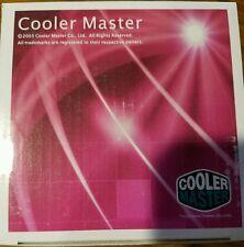 REFURBISHED CoolerMaster Cooling Fan Heatsink Standard Intel CPU 1156