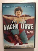 Nacho Libre (DVD, 2006, Special Edition/ Full Screen) NEW