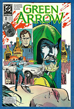 GREEN ARROW # 20  - DC 1989  (vf)