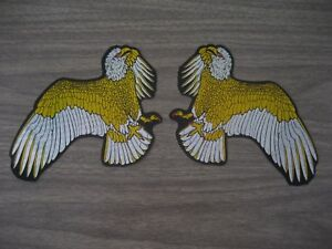 EAGLES  HANDED PAIR    (80)