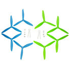 4pcs 3-Blade CW/CCW Propellers for  H501S MJX B2C B2W Quadcopter Drone
