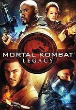 Mortal Combat: Legacy (DVD,2011) FREE SHIPPING BRAND NEW SEALED