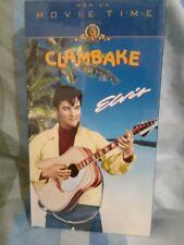 CLAMBAKE ELVIS PRESLEY SHELLEY FABARES BILL BIXBY NEW SEALED MGM/UA VHS OOP