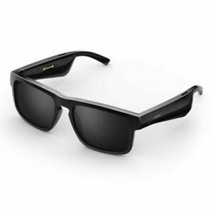 Bose Frames Tenor Rectangular Bluetooth Audio Sunglasses - Black