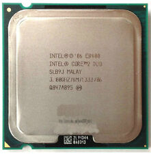 Intel Processor Core 2 duo E8400 3.0GHz 1333MHz 6M  FSB Socket 775 SLSPJ CPU