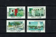 BIOT: 1991, Islands Administration, fine used set.
