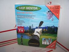 Dr. Jim Suttle  Golf Grip Mentor (Grip It Like The Pro's)  AS SEEN ON TV