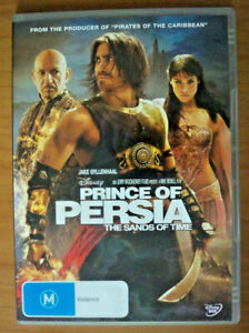 Prince Of Persia, The Sands of Time - DVD - Jake Gyllenhaal, Gemma Arterton