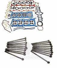 04-08 Ford Head Gasket Set E150 E250 Van F150 Pickup 4.6L V8 with Head Bolts