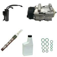 A//C Compressor Kit For 97 Ford Econoline Super Duty E350 Club Wagon 7.3L DZ34T6