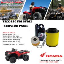 GENUINE HONDA TRX 420 TRX 500 Manual  QUAD/ATV SERVICE KIT 2014+