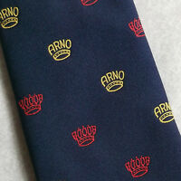 Vintage REGIMENTAL Tie Mens Necktie Club Association ARNO