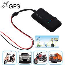 LOCALIZZATORE SATELLITARE GPS GSM ANTIFURTO TRACKER Tempo Reale AUTO MOTO