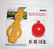 SIGG Kidz Bottle Carrying Strap Kids Top dust Cap