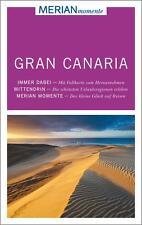 MERIAN Reiseführer Gran Canaria + Landkarte ausfaltbar 2015/16 UNGELESEN wie neu