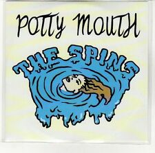 (EN229) Potty Mouth, The Spins - DJ CD